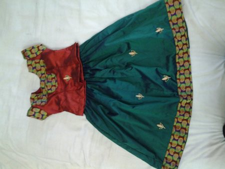 Baby frocks of your choice at shobha dedigners - by sree shobha designers & sarees, Hyderabad