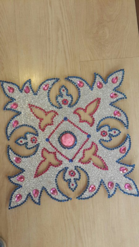 Rangoli designs to make ur entrance look beautiful - by OUT OF THE BOX, Hyderabad