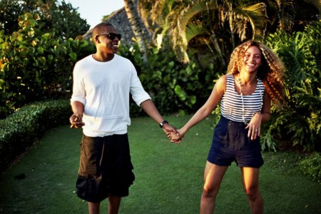 Jay-Z Doesn't care Beyonce make more money 