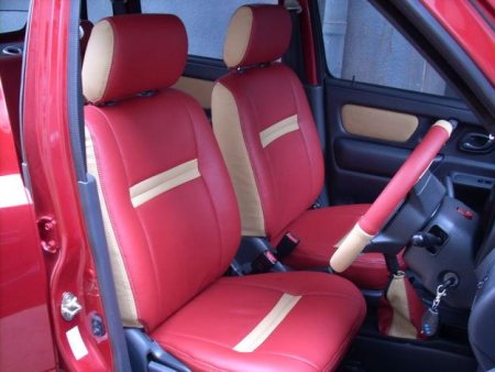 We have Branded Car Seat Covers. - by Car Tracks, Hyderabad