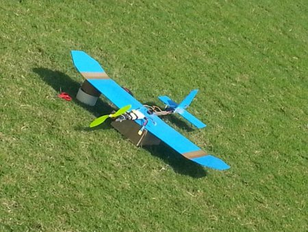 A battery operated outdoor micro aircraft. Design and developed by us - by Maclec Technical Project Laboratory +91-8285948337, Delhi