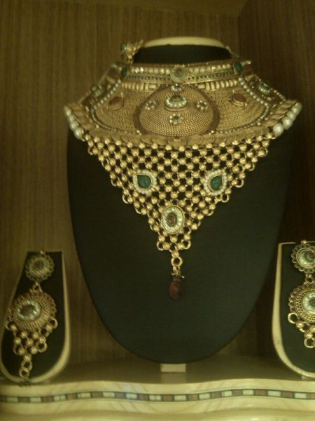 Imitation Jewellery Wholesalers For Your Fashion Needs. - by Shringar - The Ethnic Designer Shop, Hyderabad