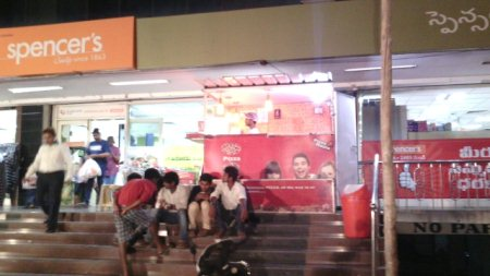 Our store in Tarnaka Hyderabad - by Pizza Mania, Calooccan