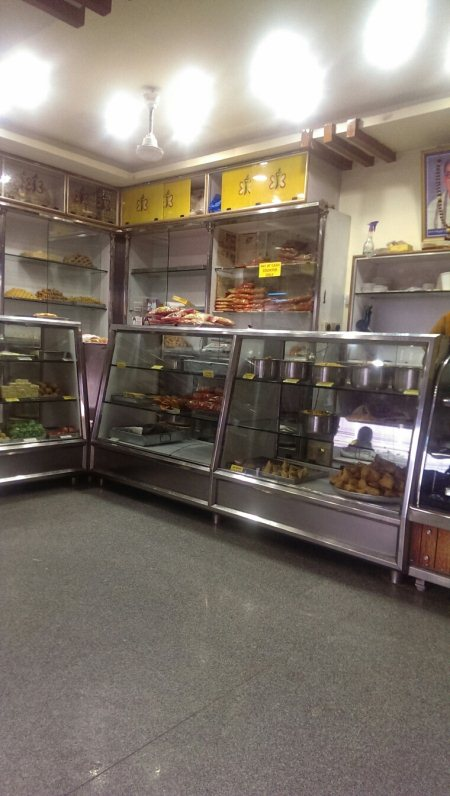 Bichareddy sweets showroom - by B.Bicha reddy pure ghee sweets, Hyderabad
