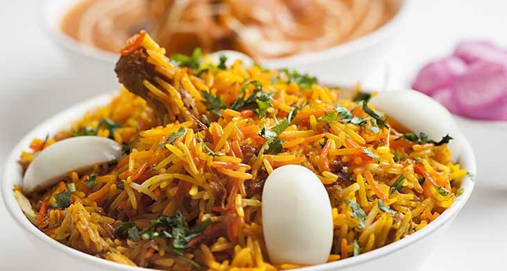 Special chicken biryani only on Chaitanya. - by Chaitanya Bar and Restaurant, Hyderabad