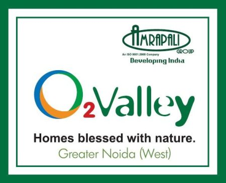 "Amrapali O2 Valley Greater Noida  ""Amrapali O2 Valley greater Noida"", ""Amrapali Group"" launches its new residential project in a factor of 75 Acres of Centurian Park which is a attempt to make a high-class villas in the residence of Noida E - by Property Portal, Delhi"