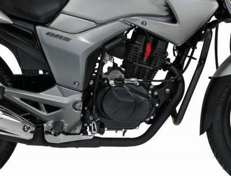 All these three engines are going to be incorporated in Hero products, starting from 2014. hero-bike-engine.  - by Chandhu Motors, Hyderabad
