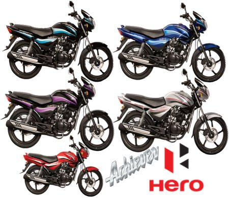 Hero Bike ShowRooms In Hyderabad.
