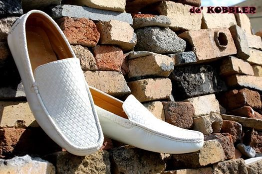 White loafers for men Stylish and comfortable are the words that define this collection perfectly.In good quality and comfort, these  smarty loafers are a must buy to enhance your overall look by wearing these smart footwear. - by de' KOBBLER, Hyderabad