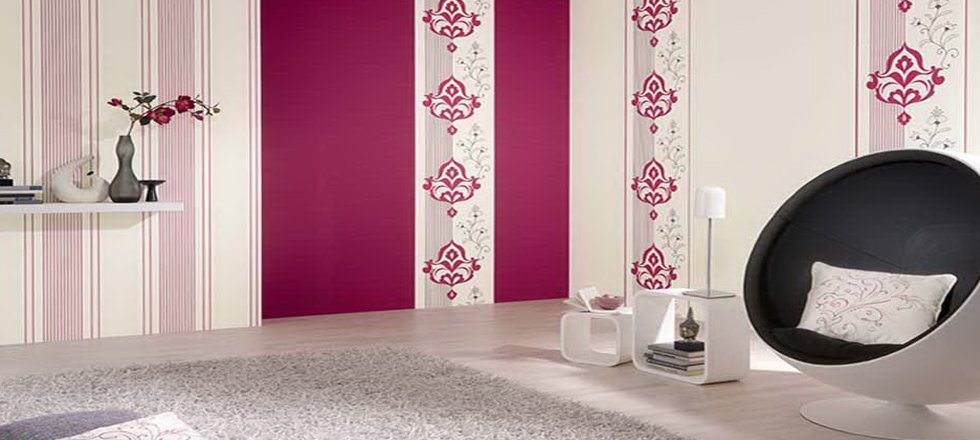 New European Designer WallPapers Available. http://thelookint.com/Wall-Papers.html - by The Look Interior Concepts, Hyderabad