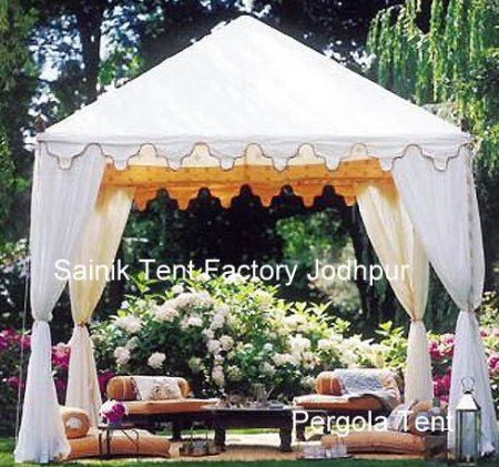 pergola tent - by SAINIK TENT FACTORY, Jodhpur