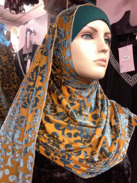 Unique Abayas, Stoles, Hijabs and Hijab Accessories for this RAMADAN @ Hijab Collections. - by Hijab Collections, Hyderabad