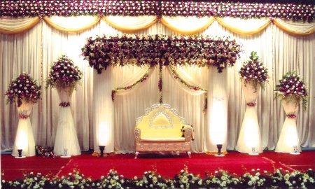 """Sapthagiri Shamiyana Suppliers"", is a leading Shamiyana supplier engaged in rendering various marriage and ceremonial function decoration services. The firm was founded with the meticulous efforts of Mr. Suresh. With the aid of our rich in - by Sapthagiri Shamiyana Suppliers, Hubli"