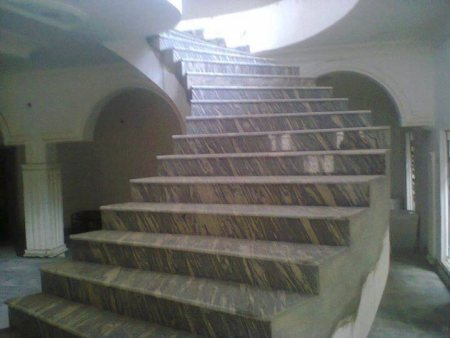 Still on staircase ... - by Classic Marble Multi Concept Limited, Lagos