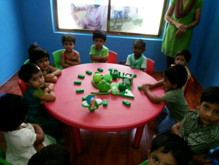 claps wikids play school indu projects hyderabd  - by Claps WiKids Pre Schools , Hyderabad., Hyderabad
