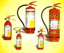 ABC store pressure fire extinguisher is suitable for A Class, general paper, wood, cloth & B Class inflammable liquids like kerosene, paints, petrol etc. & for C class of fire gases in the compressed form, electrical and electronic equipmen - by Fire Boss  @ +91 9891178101, South West Delhi