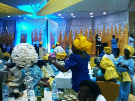 OUR CATERING SERVICES  Catering is the activity of providing food and beverage for events. Caterers which are either independent vendors or individuals within particular department of a facility (Such as a hotel, restaurants, institution ve - by Yellow Card Events And Entertainment, Lagos