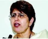 DR. (MRS.) ROYA ROZATI - Fertility Specialist  M.D. (A.I.I.M.S. - Delhi) F.R.C.O.G. (London),  Consultant Obstetrician & Gynaecologist, - by MATERNAL HEALTH & RESEARCH TRUST (MHRT) , Hyderabad