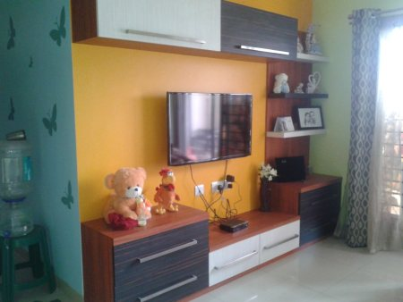 TV Unit - by Shayan Interior Decorators, Bangalore