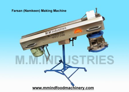 --> Farsan (Namkeen) Making Machine