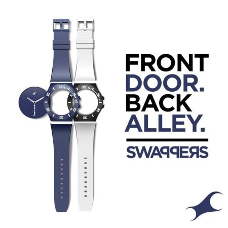 Change your look #Swappers http://fastrack.in/products/watches/sku-9949pp05/ - by Fastrack Store - Devrajurs Road, Mysore, MYSORE