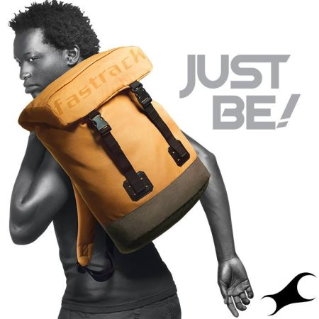 Impulsive. #JustBe! http://fastrack.in/products/bags/sku-a0508nor01/ - by Fastrack Store - Devrajurs Road, Mysore, MYSORE