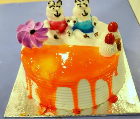 order delicious cakes across Hyderabad  - by GiftsnGreets, Hyderabad
