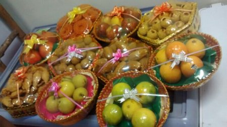 Make your celebrations more sweet & beautiful with AKSHAYA.  Best sweets & gifts for party & corporate orders. - by Akshaya Swagruha Foods, Hyderabad