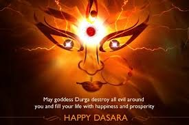 WISHING YOU A VEARY HAPPY DUSSEHRA - by Kent Shudh Ro Systems, Hyderabad