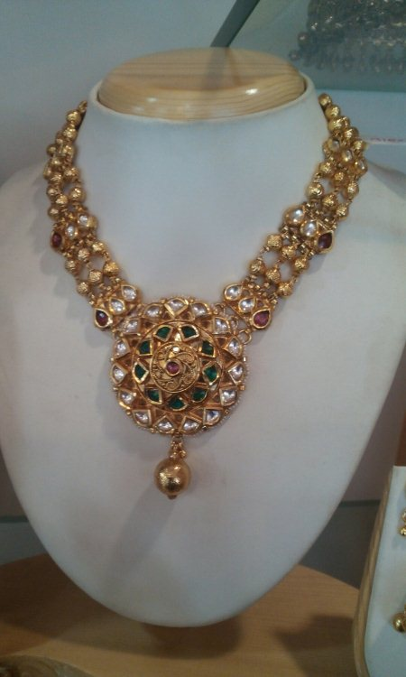 Real gold style jewellery - by Suryavanshi jewellery, Ahmedabad