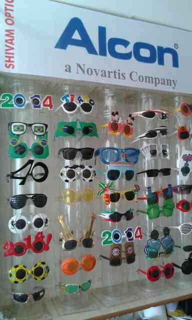 We have a large range of fashionable goggles.  - by Shivam optic, Ahmedabad