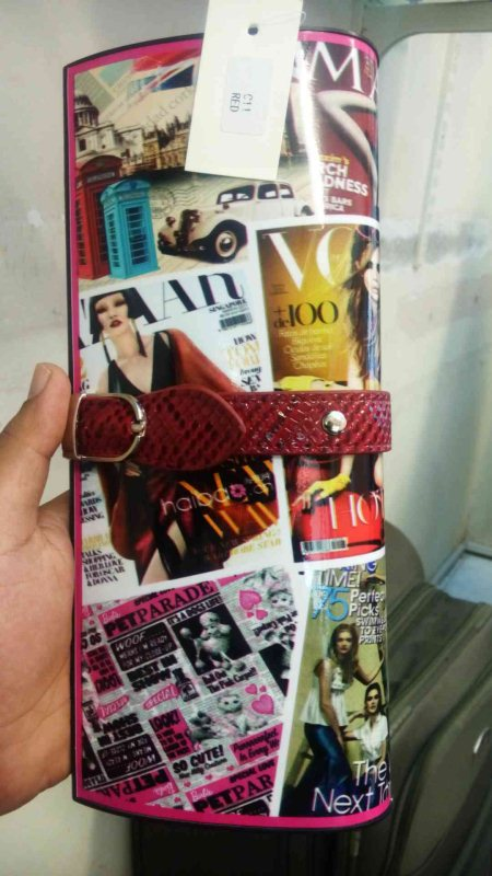 Trendy Slings and Clutches exclusively @ S R Fashions.... - by S R Fashion, Ahmedabad