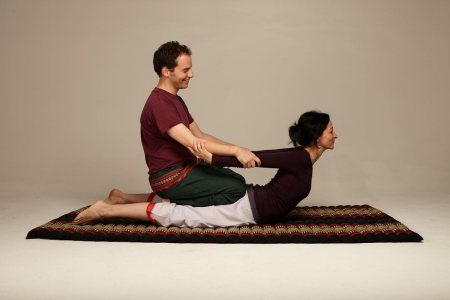 Traditional Thai massage is the manual medicine branch of 2500 years of traditional Thai medicine. It combines elements of yoga, shiatsu and acupressure, working with the energy pathways of the body and the therapy points that are located a - by The O2 Spa Ras Al-Khaimah, Ras Al- Khaimah