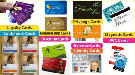 All type of pvc id card manufacturing at our unit. We provide high quality corporate id cards, maganatic id cards, privilege id cards, school id card, voucher cards etc. For more details contact : Bmy printing Press  - by BMY Printing, New Delhi