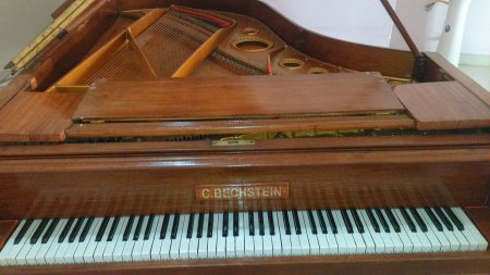 Classical and jazz piano taught on the Grand piano  - by Accords Music Academy, Hyderabad