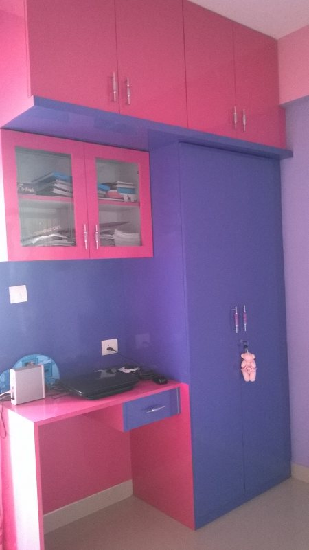 CBR Wardrobe - by Shayan Interior Decorators, Bangalore