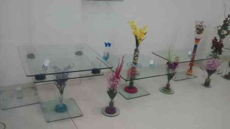 We are dealing with glass furniture's - by DBORO, Ahmedabad