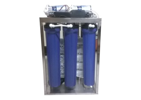 Freeze Air Marketing Commercial RO water purifiers for water cooler and chiller, starts from 25 litres per/hour, 50 litres per/hour and 100 litres per/hour, kent make commercial ro water purifiers of elite  model Elite 1 and Elite 2.