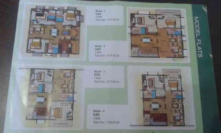 Model Flats - by S.N. GROUPS, Hyderabad