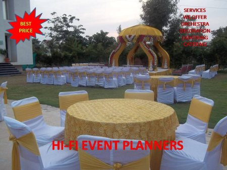 Events Planner in Hyderabad Famous Resorts with complete Solutions Provide.  - by Summer Green Resorts, Hyderabad