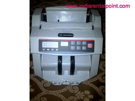 loose note counting machine with fake note detection www.indiarentalpoint.com/index.php?page=search& sCategory=56 - by INDIA RENTAL POINT, Delhi