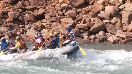 welcome 2 ganga river  rafting rishikesh - by river rafting, Dehradun
