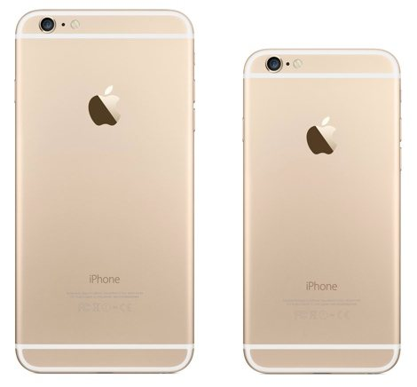Apple IPhone 6 Gold, 6+ available. - by Mobicare Smartphones, Visakhapatnam
