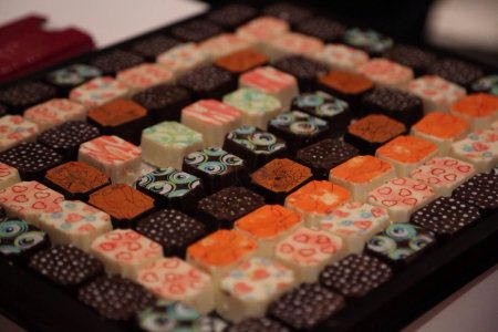 Exotic centre filled chocolates. #chocolate bars - by Radisa Chocolates, Visakhapatnam