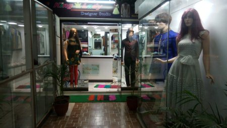 Designer boutique at Hsrlayout Bangalore - by King Lady Designer Studio, Bangalore