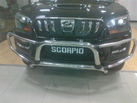 N scorpio gurd   N scorpio gurd    - by Raj Car Accessories, Delhi