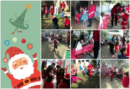 Christmas party - by Olive Green Kids Bdk, Ahmedabad
