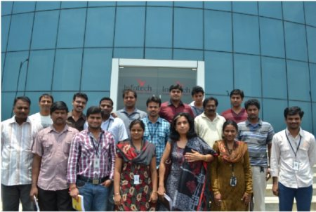 Corporate Communication programme at Infotech, Visakhapatnam. - by The Launch Pad, Visakhapatnam