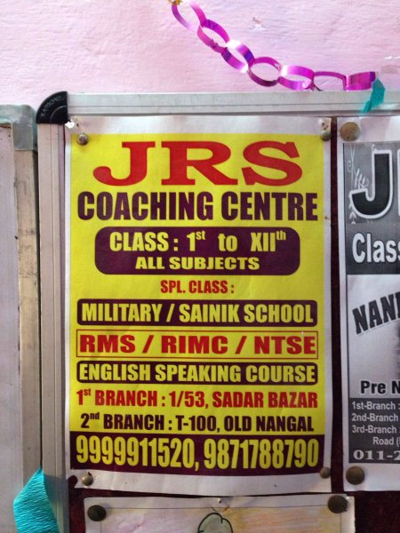 Best home tutor in Delhi cantt. Best coaching centre in Delhi can't. RMS/military& sainik school coaching classes in Delhi can't.  - by Jrs Coaching Centre, New Delhi