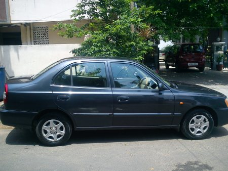 Hundai Accent Used Car in Good Running Condition. - by Sri Sundar Sai Cars, Vishakhapatnam